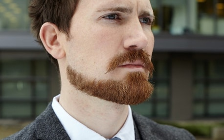 The different beard styles for men – and what to call them