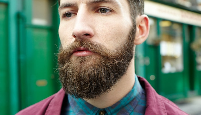 How To Make Your Beard And Mustache Connect