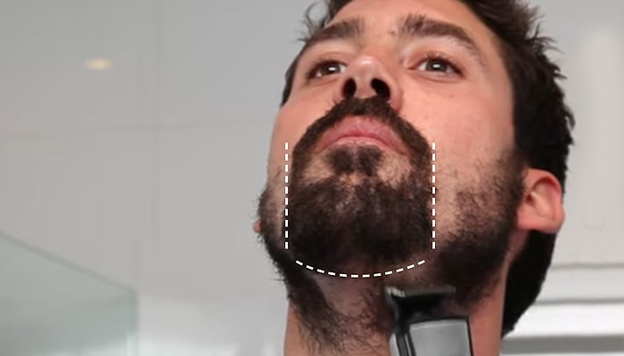How to grow a goatee video