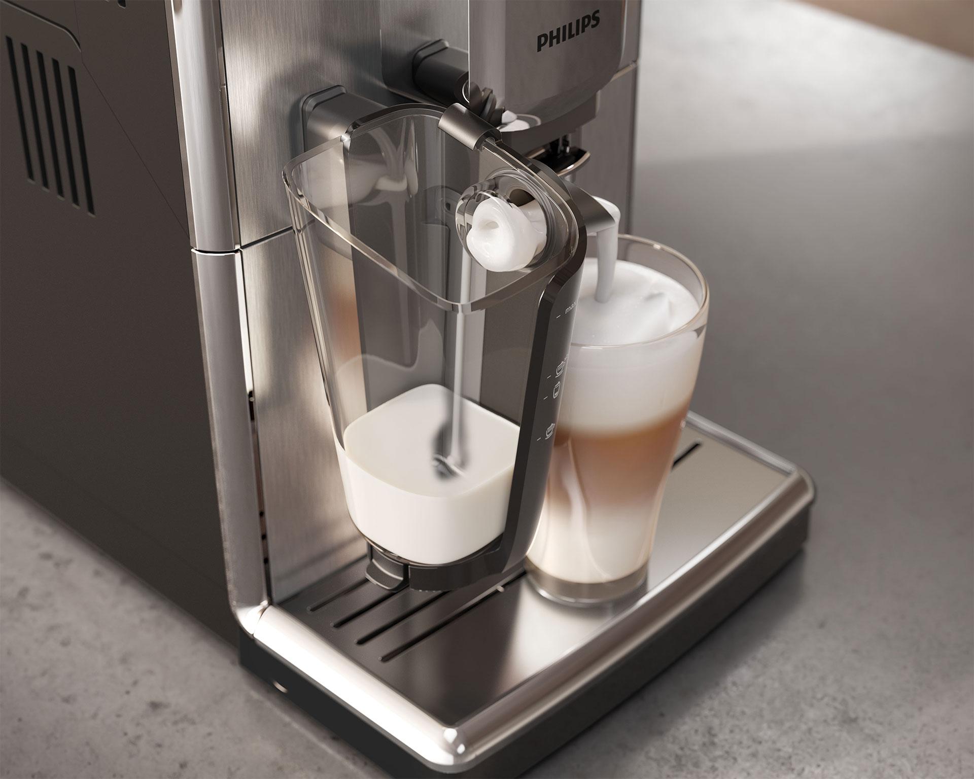 Philips Espresso Series W Lattego Coffee Machines Philips