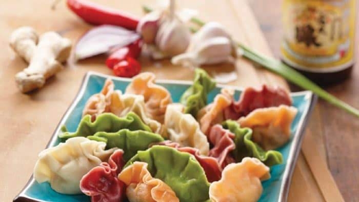 How to Make Chinese Dumplings with a Pasta Maker Recipe