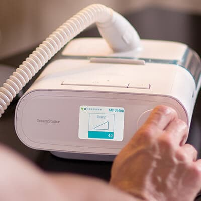 Sleep apnea machines