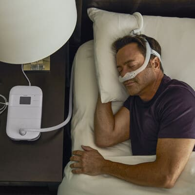 I currently use sleep apnea therapy
