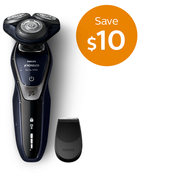 Shaver 5550