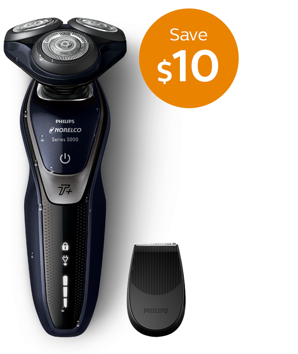 electric facial shavers