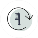 Brush replacement icon