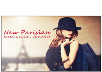 new parisian display