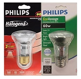 60W PAR 16 120V Halogen Bulbs