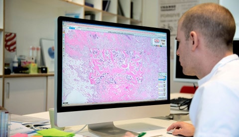 Digitizing pathology, a watershed moment for the healthcare industry