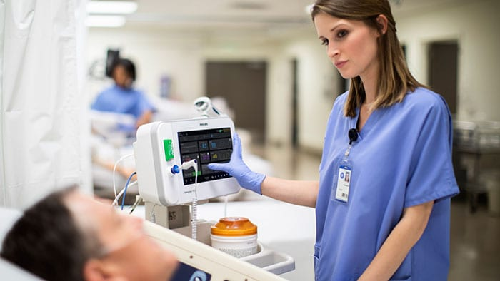 Philips launches next-generation vital signs monitor for early patient intervention in general care settings