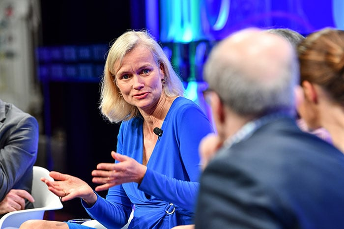 Carla Kriwet talks tech and innovation at FORTUNE Brainstorm Health