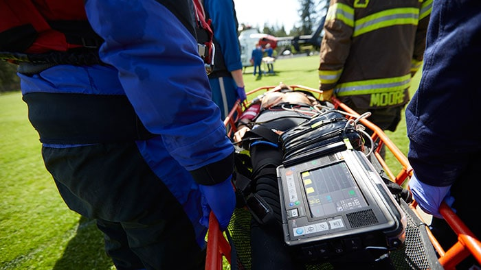Philips pre-hospital informatics solution