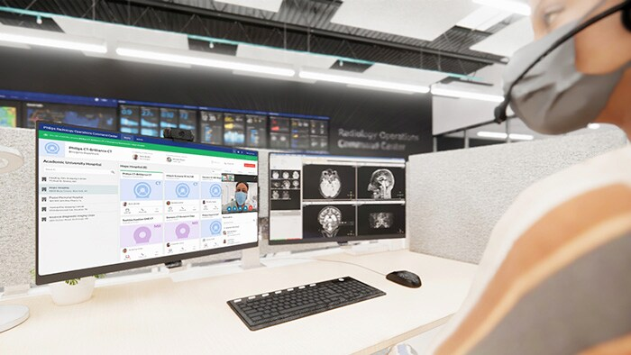 Philips introduces industry-first vendor-neutral Radiology Operations Command Center at RSNA 2020