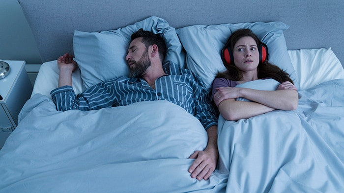 The silent dangers of snoring