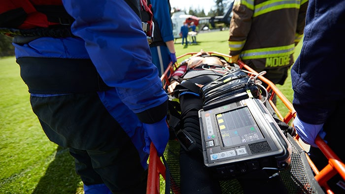 Philips launches pre-hospital wireless monitoring solution for emergency medical response in U.S.