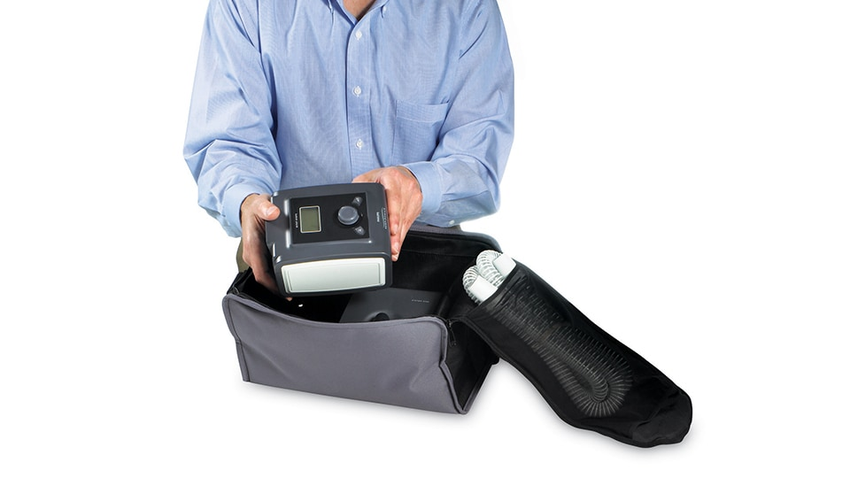 Máy giúp thở, Máy trợ thở Philips Respironics BiPAP AVAPS (Mỹ)