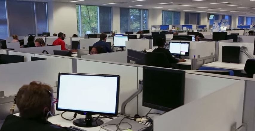 customer care solution center