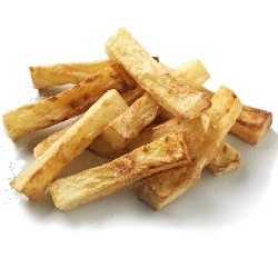 Chunky fries